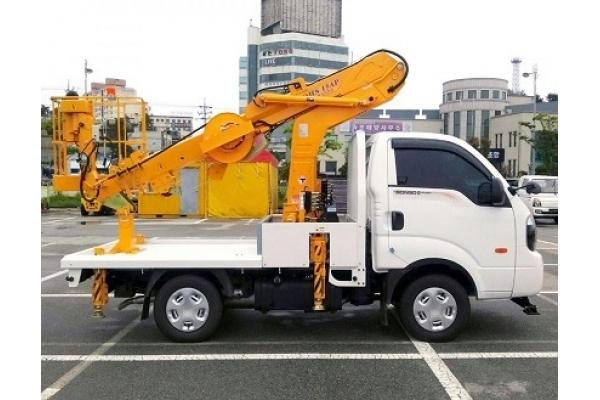 Автовышка 20 метров Aichi SN-210