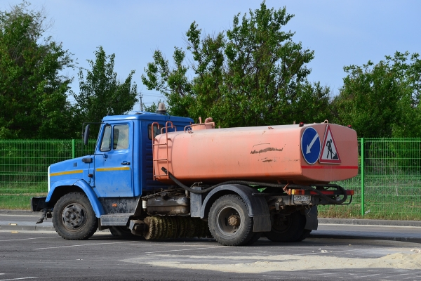Поливомоечная машина КО-829АД на шасси ЗИЛ-497442