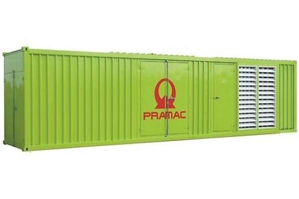 Дизельный генератор GSW2520P 2016 кВт