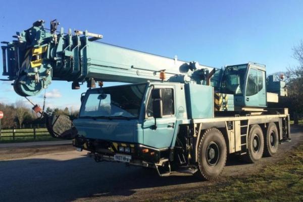 Автокран 60 тонн Tadano ATF 60-3