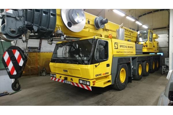 Автокран Grove GMK 5100 100 тонн