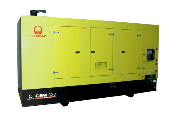 Дизельный генератор GSW330M 264 кВт