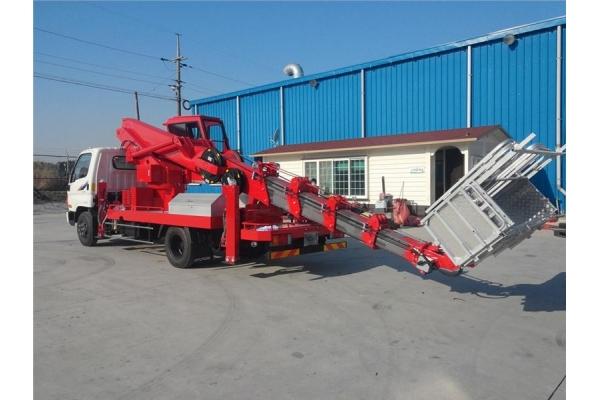 Автовышка 30 метров Hansin HS 3060