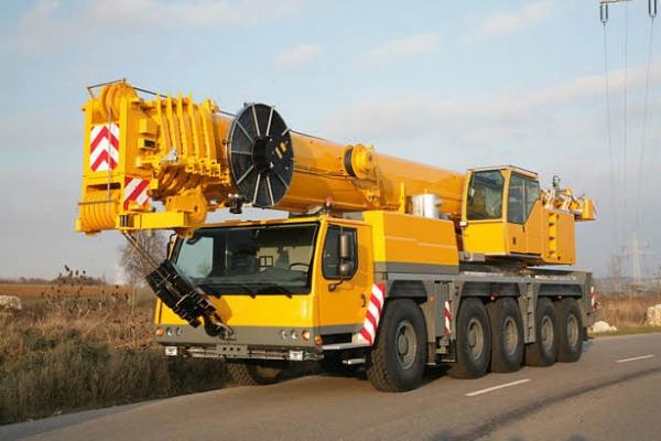 Автокран 150 тонн Liebherr LTM 1150/1