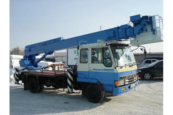 Автовышка 25 метров TADANO AT-240CG