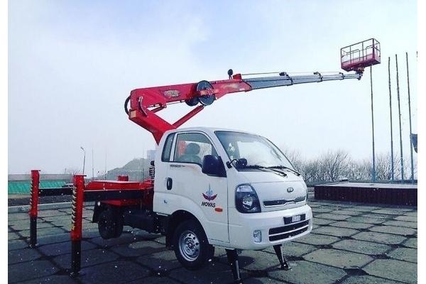 Автовышка 18 метров NOVAS