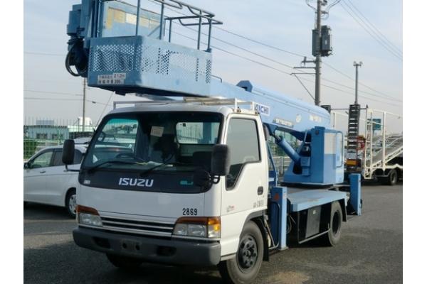 Автовышка 12 метров Aichi SK-125