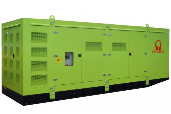 Дизельный генератор GSW1500M 1216 кВт