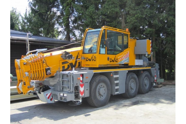 Автокран 55 тонн Terex-Demag AC 55 City