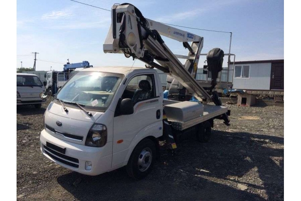 Автовышка 21 метр Horyong