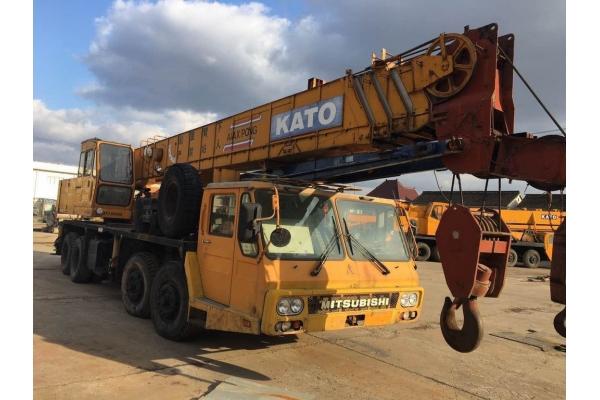 Автокран 50 тонн Kato NK-500E