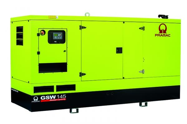 Дизельный генератор GSW145I 112,2 кВт