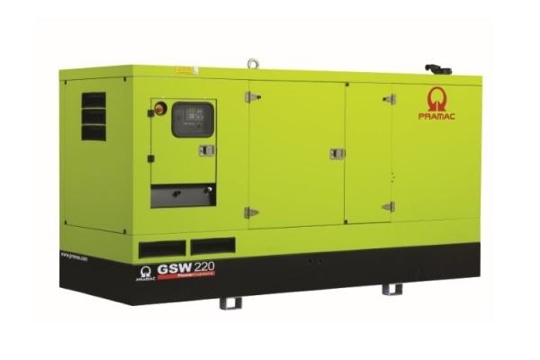 Дизельный генератор GSW210I 176 кВт