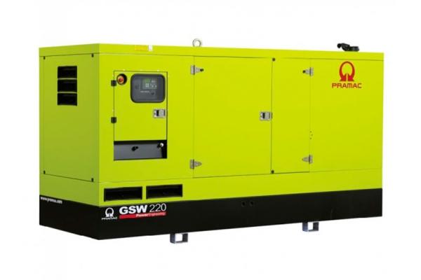 Дизельный генератор GSW220V 176 кВт