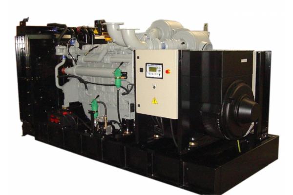 Дизельный генератор GSW1650P 1296 кВт