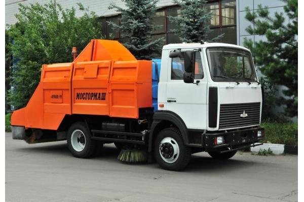 Поливомоечная машина КО-713H-60 на шасси МАЗ-457043