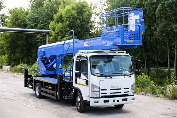 Автовышка 14 метров Aichi SN-140