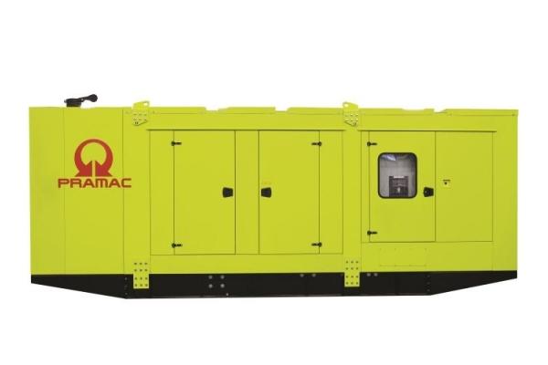 Дизельный генератор GSW1120M 895 кВт