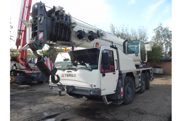 Автокран 55 тонн Terex-Demag AC 55 L