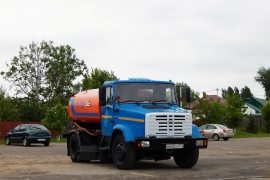 Поливомоечная машина КО-713H на шасси ЗИЛ-494560