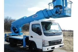 Автовышка 10 метров Aichi