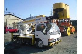 Автовышка 10 метров Aichi SK-10B