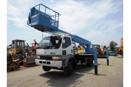 Автовышка 14 метров Aichi SK-140
