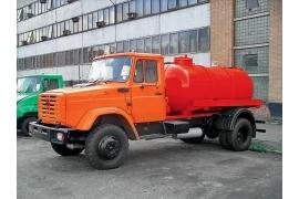 Поливомоечная машина КО-829А на шасси ЗИЛ-443362