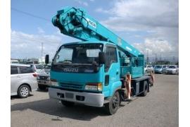 Автовышка 25 метров Aichi SJ240