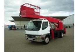 Автовышка 22 метра Aichi SK210