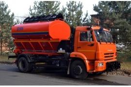 Поливомоечная машина КО-806 на шасси КАМАЗ-43253-А3