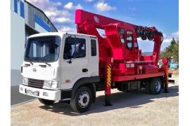 Автовышка 32 метра Jinwoo 320