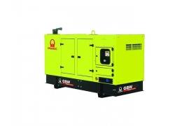 Дизельный генератор GSW155P 114,4 кВт
