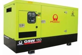 Дизельный генератор GSW150P 114,4 кВт