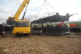 Автокран GROVE GMK 4100-L 100 тонн