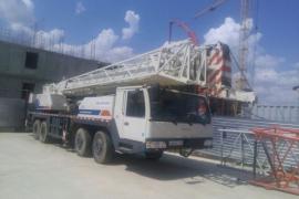 Автокран 50 тонн Zoomlion QY50V