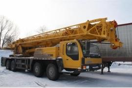 Автокран 50 тонн XCMG QY50K