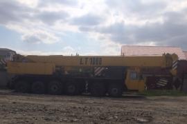 Автокран 80 тонн Liebherr LT1080