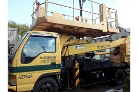 Автовышка 20 метров TADANO