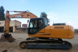 Гусеничный экскаватор CASE CX240B