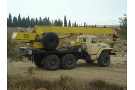 Автокран 14 тонн КС 3574