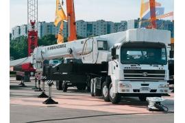 Автокран 80 тонн Ивановец КС-7474