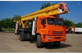 Автовышка 30 метров АГП-30
