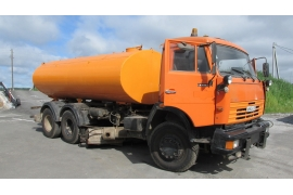 Поливомоечная машина КО-829Б на шасси КАМАЗ 65115