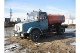 Поливомоечная машина КО-713Н на шасси ЗИЛ-433362