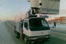 Автовышка 14 метров Tadano AT-137TG