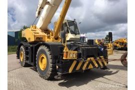 Автокран 50 тонн Tadano TR 500EX