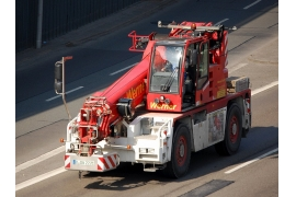 Автокран 30 тонн Terex-Demag AC 30 City