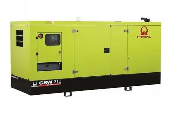Дизельный генератор GSW210P 163,1 кВт