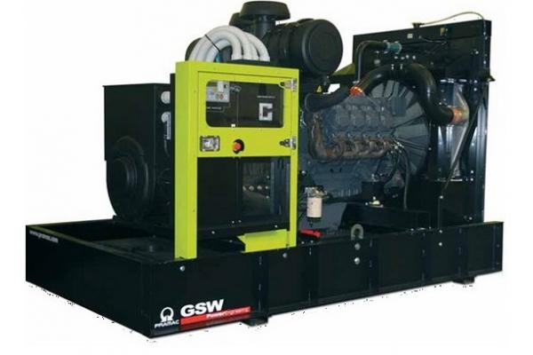 Дизельный генератор GSW405M 325 кВт